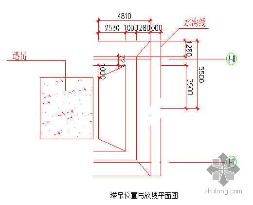 某住宅小区群塔施工方案(QTZ63)