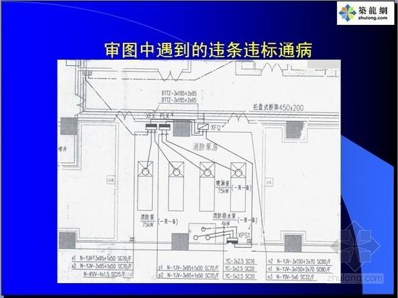 电气工程施工图审查要点(87页)