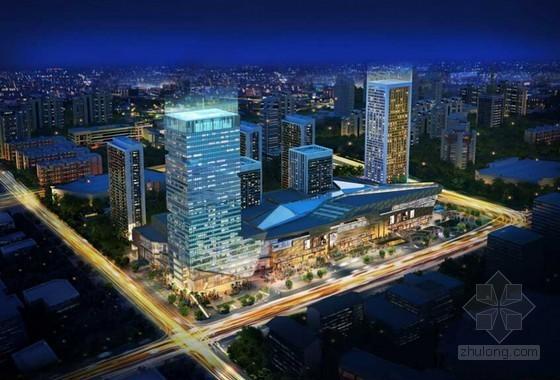 [辽宁]商务综合体项目幕墙工程质量策划书