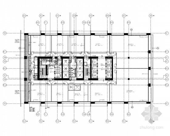 [重庆]110万平超高层地标性超五星酒店商办综合体给排水消防施工图(气体灭火系统 雨水回用 泳池)