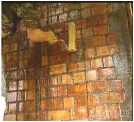 喷涂硬泡聚氨酯面砖饰面外墙外保温系统施工工法