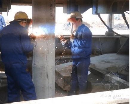 [广东]冲孔桩及静压预应力管桩施工方案(溶洞)