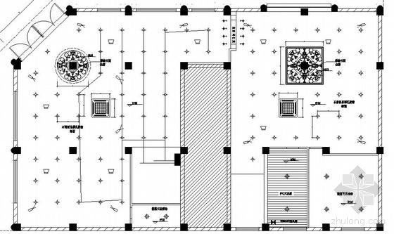 苏州市某药店电气装修施工图