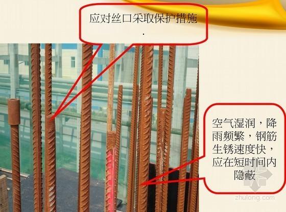 建筑工程钢筋质量控制与验收培训讲义(多图)