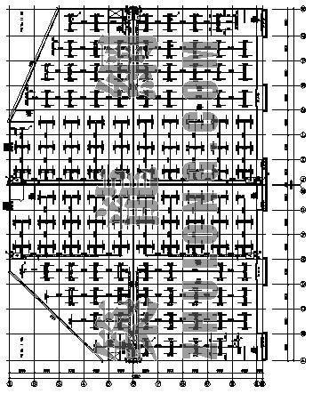 [学士]某家具展厅空调设计图