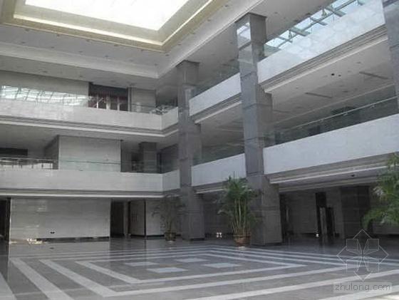 天津某高层办公楼创鲁班奖施工质量情况介绍(PPT 99.3米)
