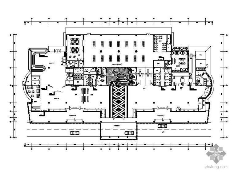 [贵州]某机场装修图(含效果)