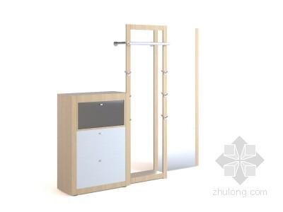 vr镜子材质资料下载-Hülsta Xelo b2柜子镜子组合