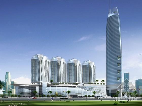高层商业办公楼施工总承包管理措施