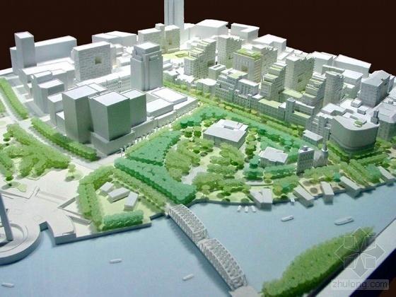 上海旧城区改造规划设计方案