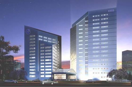 [北京]框剪结构计算机办公楼工程施工组织设计(500余页 附图丰富 争创鲁班奖)