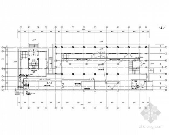 [河南]最新知名景区古建餐厅电气全套图(甲级设计院)