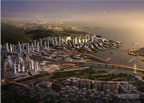 [深圳]港口城市规划设计方案文本(知名设计公司)