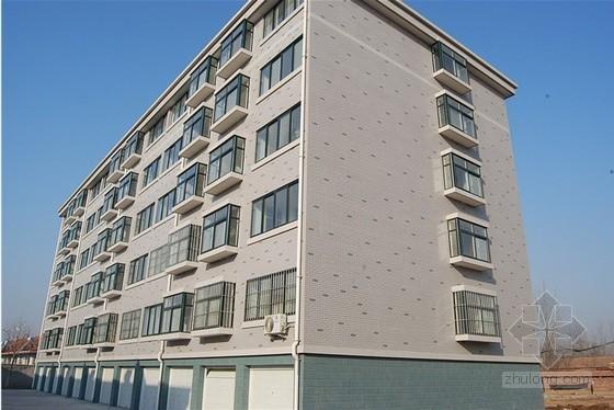 [陕西]公寓楼给排水工程量清单计价实例
