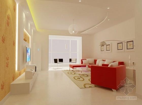 房屋各功能部分室内设计效果图