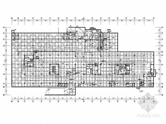 [安徽]大型国企指挥调度中心全套电气图纸(多大样图)