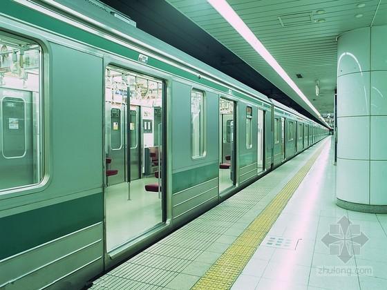 [青岛]地铁三柱四跨双岛四线同台换乘车站施工组织设计(中铁)