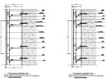 干挂瓷砖标准节点详图