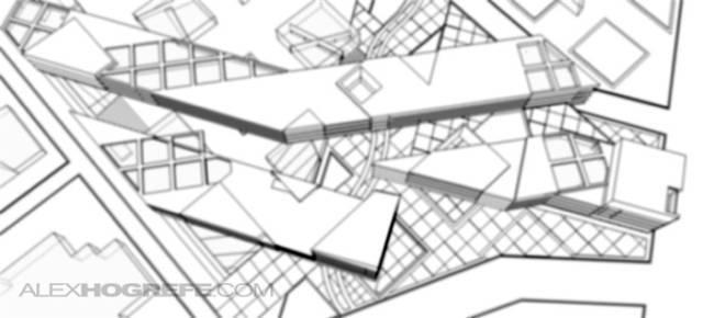 干货 SketchUp+photoshop快速渲染制作建筑景观效果图教程_8