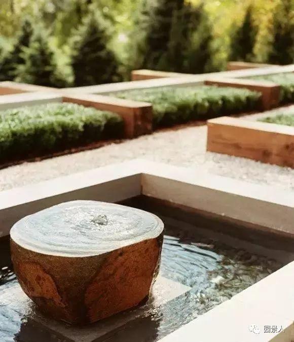 花园景观·石器小景_41