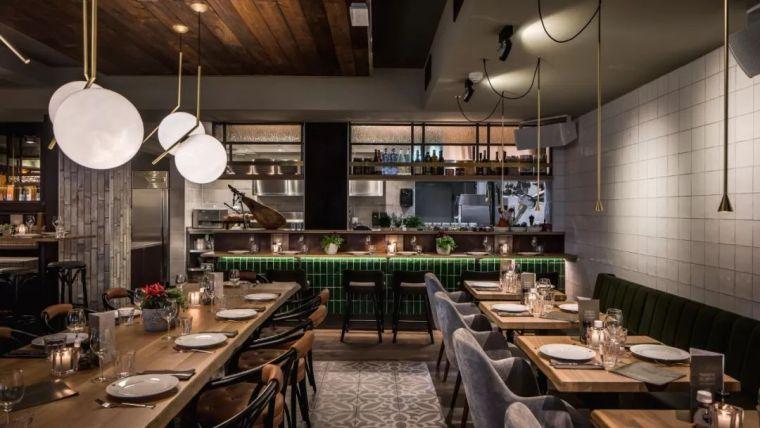 完备的西餐厅设计方案主要包括哪些方面呢?_6