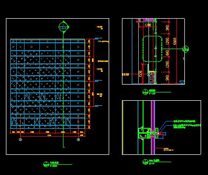 高层办公商业综合楼施工招标图