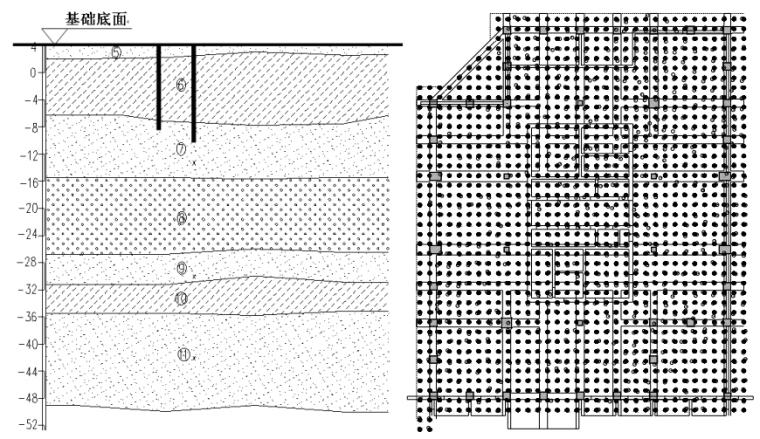 CFG桩复合地基增强体偏位影响分析_6