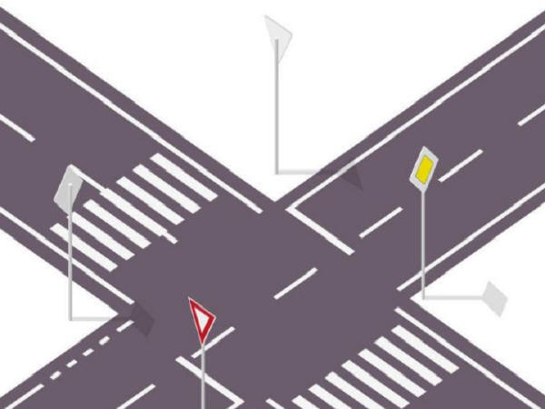 道路平面交叉口竖向设计基本方法分析