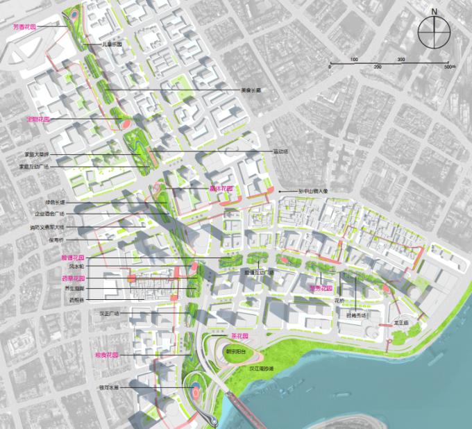 """[湖北]""""海绵城市""""生态智能体验式商业街区景观设计方案(上、中、下篇3个文本)_13"""