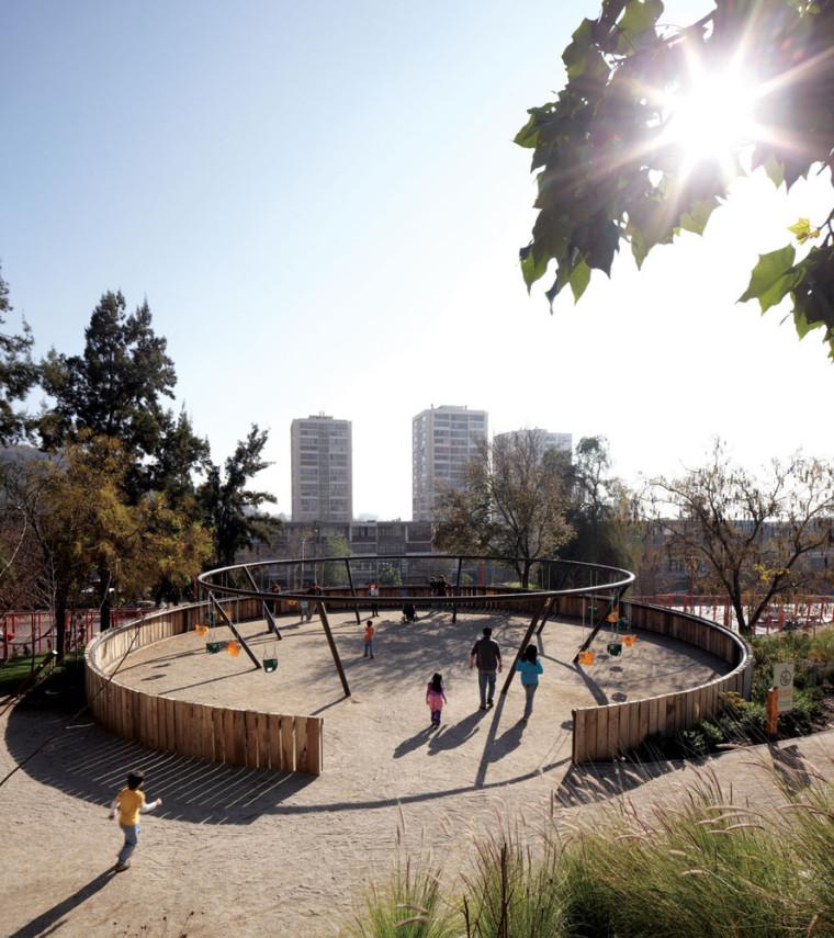 智利二世纪儿童公园-1