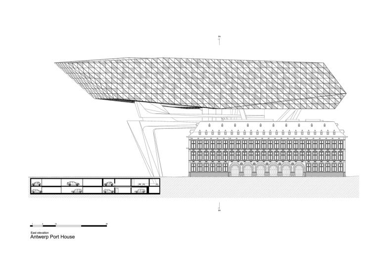 比利时安特卫普港口大楼-33