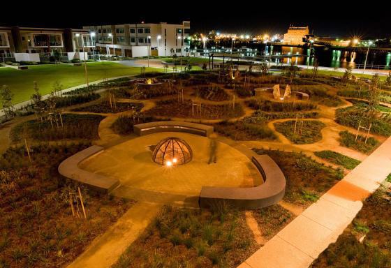 阿德莱德Latelare土著遗址公园景观设计_4