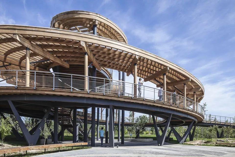[叙事性空间结构]北京大兴生态文明教育公园/加拿大考斯顿设计_20