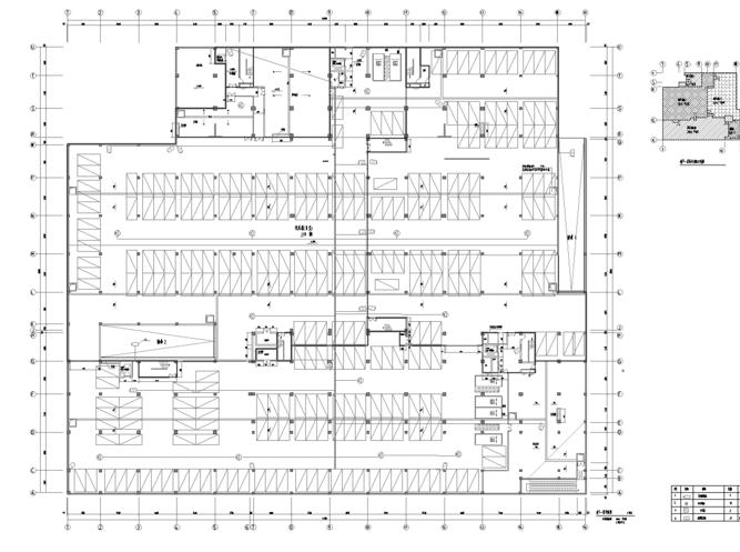 [江苏]社会福利院养老院电气全套智能化系统工程图纸含医疗部分