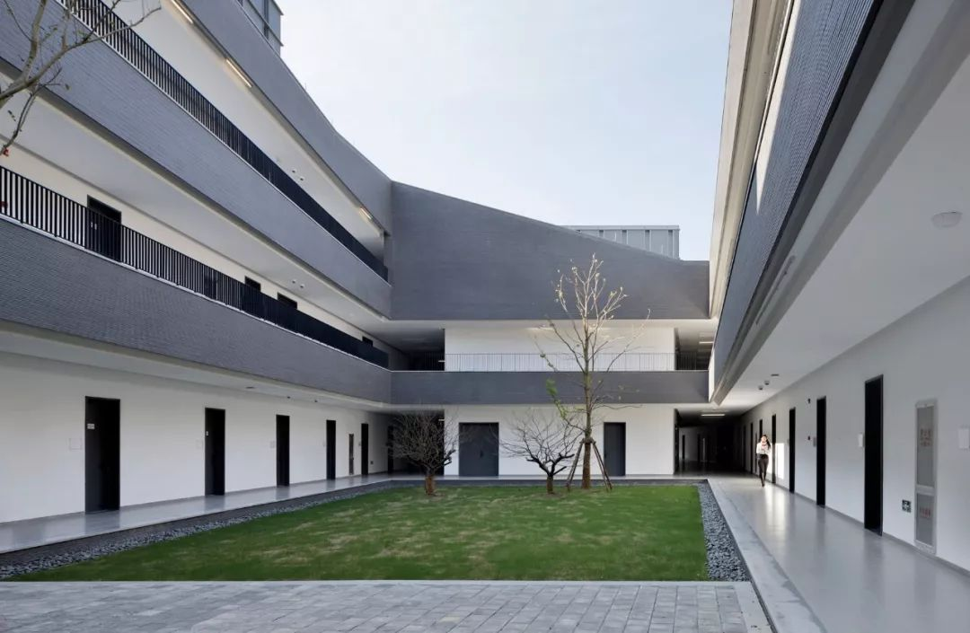 "gad作品|一场有关""场所""的建筑探索——浙江音乐学院音乐系群_18"