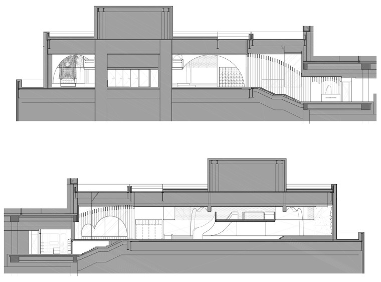 现代梦幻儿童体验区及商业配套设计施工图(附效果图)-31