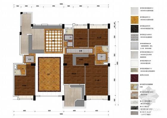 住宅楼大平层室内精装修设计施工交楼标准总结