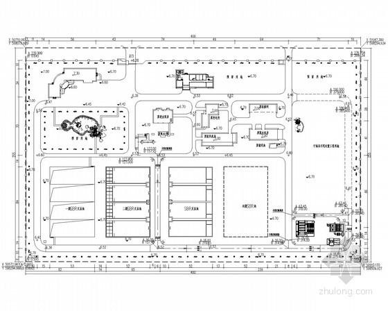 [浙江]某污水处理厂施工工艺图