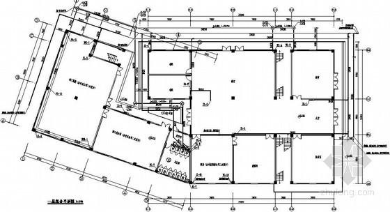 [兴义]煤矿业务用房给排水施工图