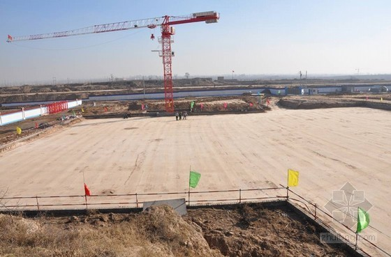 [QC成果]提高教学楼工程灰土换填地基处理施工质量