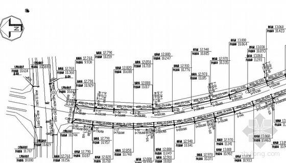 道路排水管网施工设计图