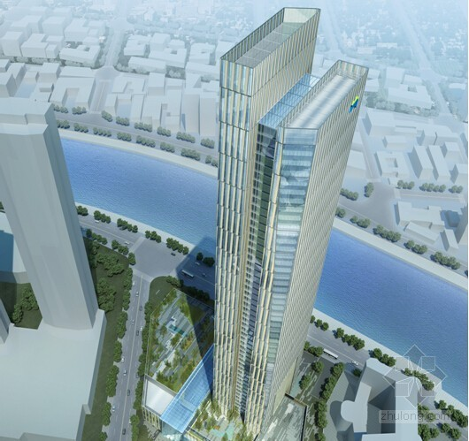 [天津]地标性框筒结构综合楼工程施工组织设计(附图丰富重点工程技术标)