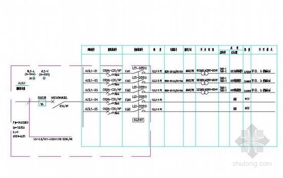 上海某广场泛光照明工程清单报价(图纸、技术要求、图册)