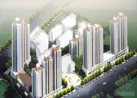 四川遂宁市某高层商住楼施工组织设计