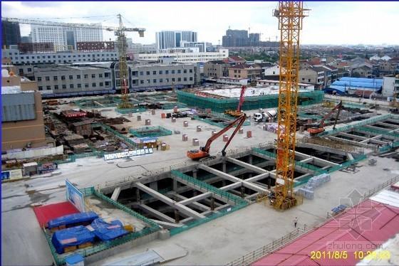 超高层建筑基坑工程施工技术培训讲义(附图丰富)