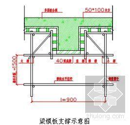 南京某大学科教楼工程施工组织设计