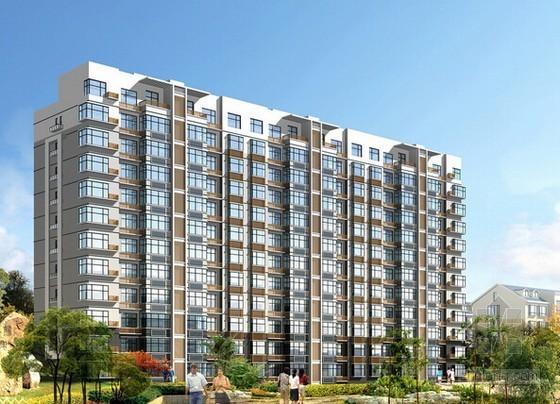 [毕业设计]河南公寓楼建筑安装工程投标文件编制实例(含图纸)