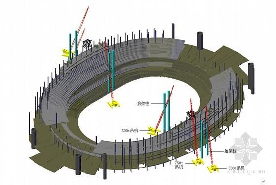 [广西]钢结构体育馆项目施工组织设计(A3版式)