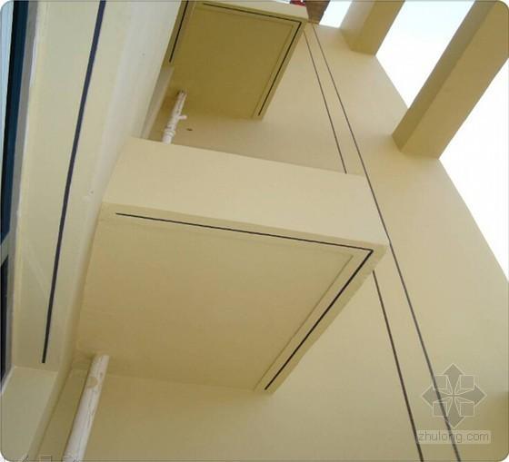 建筑装饰工程质量通病预防措施及细部处理(46页)