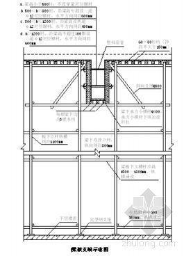 湖南省某高层综合楼及会所项目管理规划